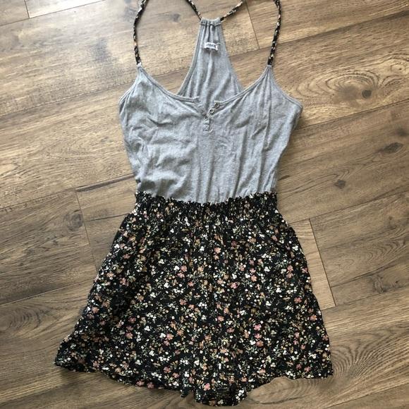 Garage Dresses & Skirts - Two tone romper
